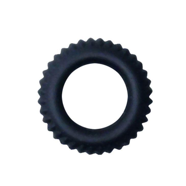 Эрекционные кольца: Эреционное кольцо с ребрышками Titan