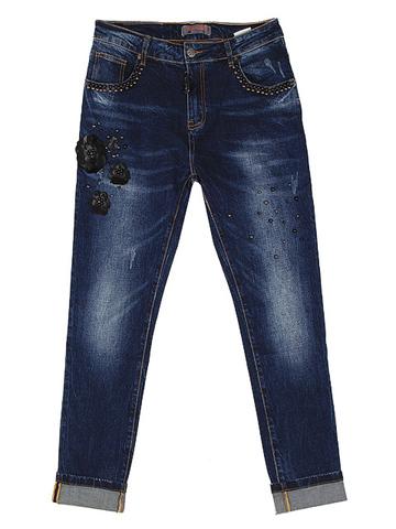 LA5687 джинсы женские, синие