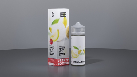NICE Shortfill - Banana Melon Split 100 мл