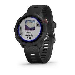 Часы для бега Garmin Forerunner 245 Music черный с черным ремешком (010-02120-30)