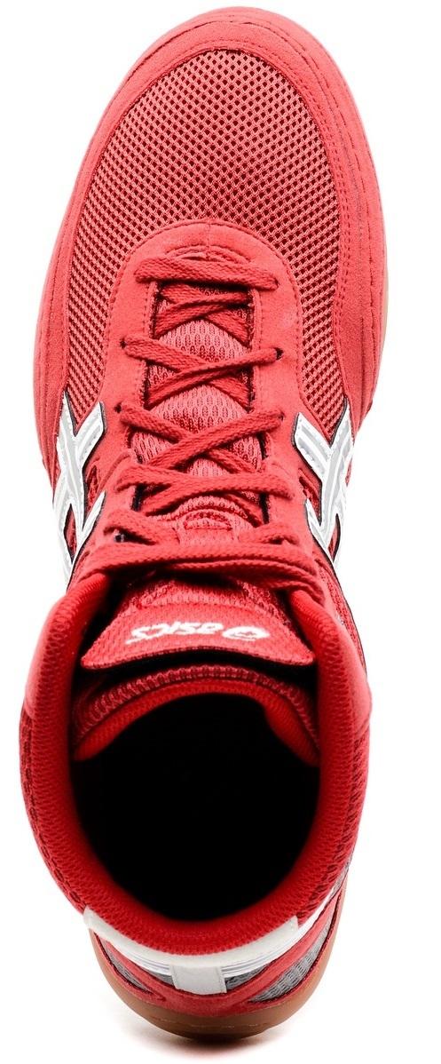 Обувь для борьбы Asics Matflex 4  (J306N 2101) сверху
