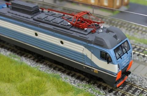 31X04 Электровоз ВЛ11М6, НО, с двигателем