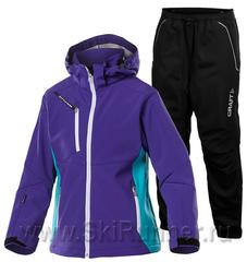 Лыжный костюм детский 8848 Altitude Apex Purple Craft Touring