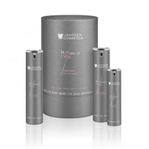 Janssen Face Care Set (Platinum Care) - Набор
