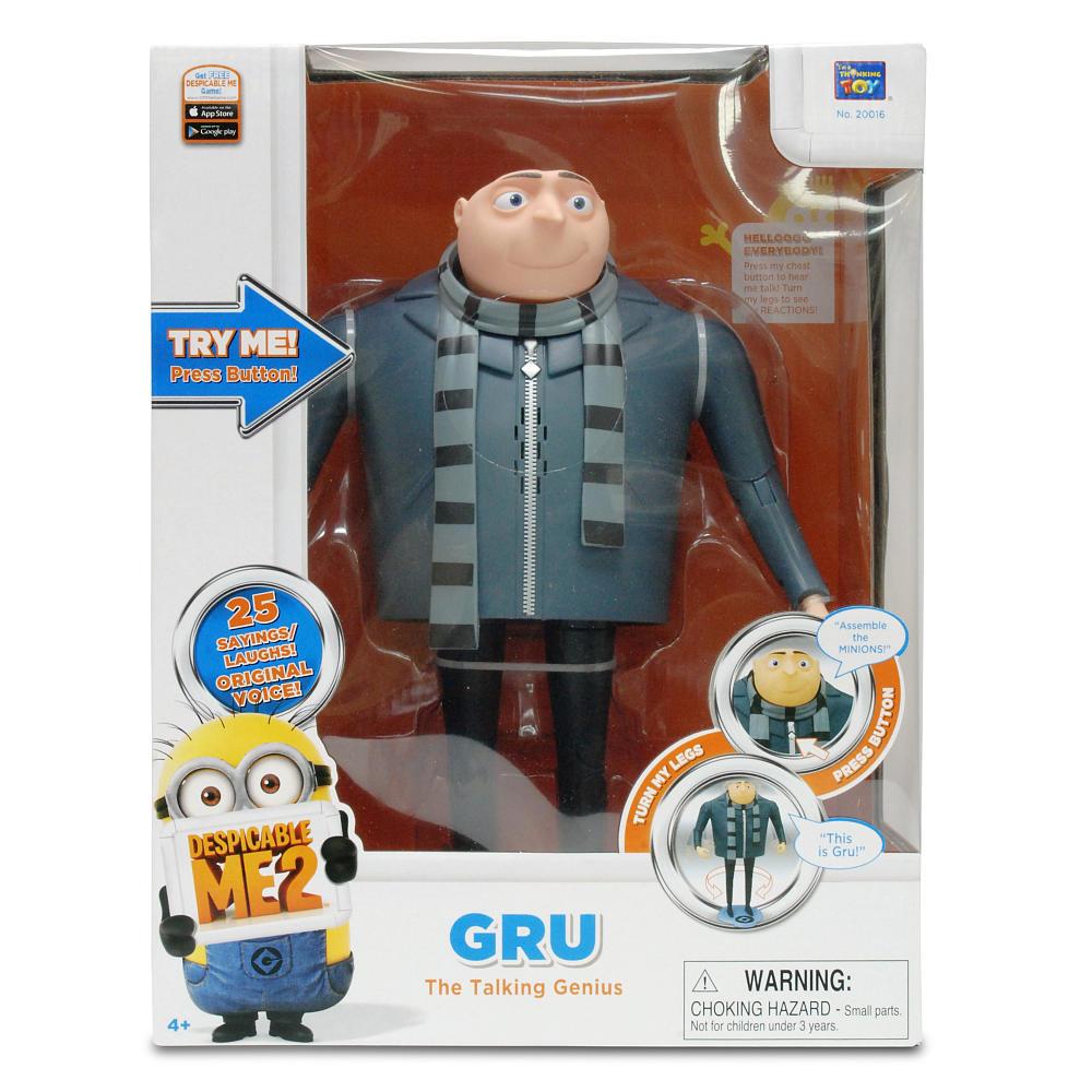Гадкий я 2 Грю говорящая игрушка