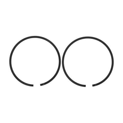 Кольцо поршневое UNITED PARTS 50mm 1.2 для HUSQVARNA 372 компл 2шт 5032890-42