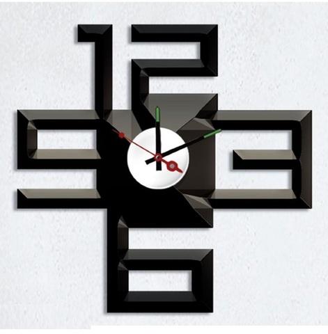Часы-наклейка 1*AА батарея (в комплект не входит), NL25 (Feron)