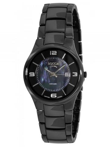 Купить Женские наручные часы Boccia Titanium 3196-03 по доступной цене
