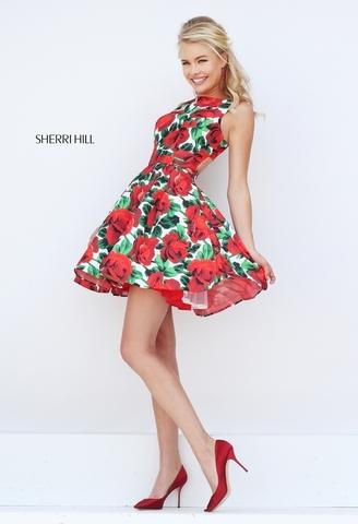 Sherri Hill 50444