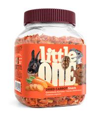 """Лакомство Little One для всех видов грызунов """"Сушеная морковь"""""""