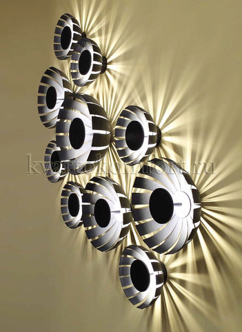 replica lighting LOTO WALL PUPPURI  By MARCHETTI illuminazione  ( white )
