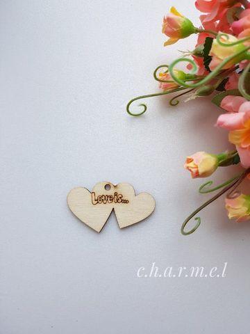 Фигурка Love is