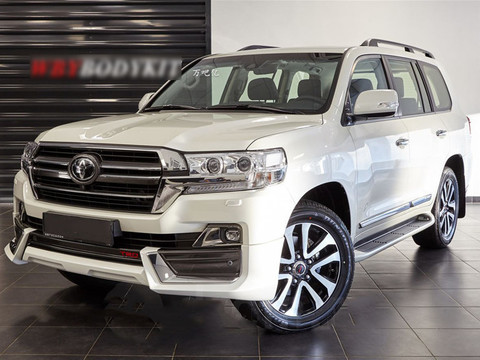 Обвес TRD для Toyota Land Cruiser (Лэнд Крузер)