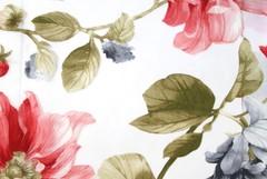 Ткань для штор Bering Cassis (Беринг Классик) C 01 Red