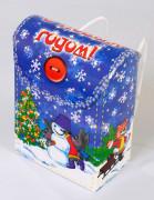 Новогодний рюкзачок 'Ягодный'