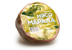 Ветчина «Кош-Агач» с сыром из мяса марала~300г