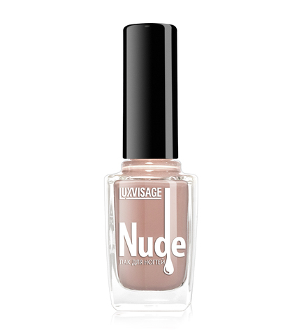 LuxVisage Nude Лак для ногтей тон 504 10г