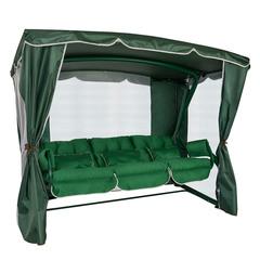 Садовые качели Leset Camelia Green