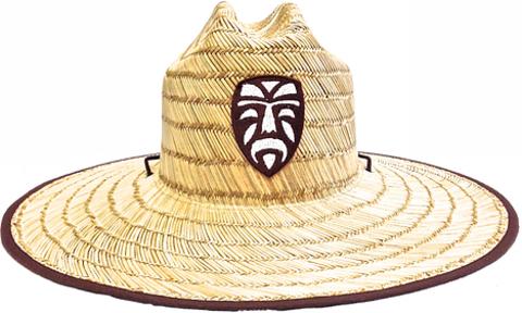 Соломенная шляпа солнцезащитная Headhunter Lifeguard Straw Hat