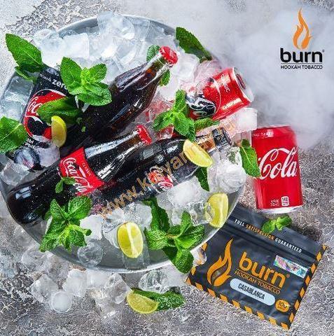 Burn Casablanca