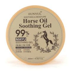 Eunyul Horse Oil Soothing Gel - Успокаивающий гель с лошадиным маслом