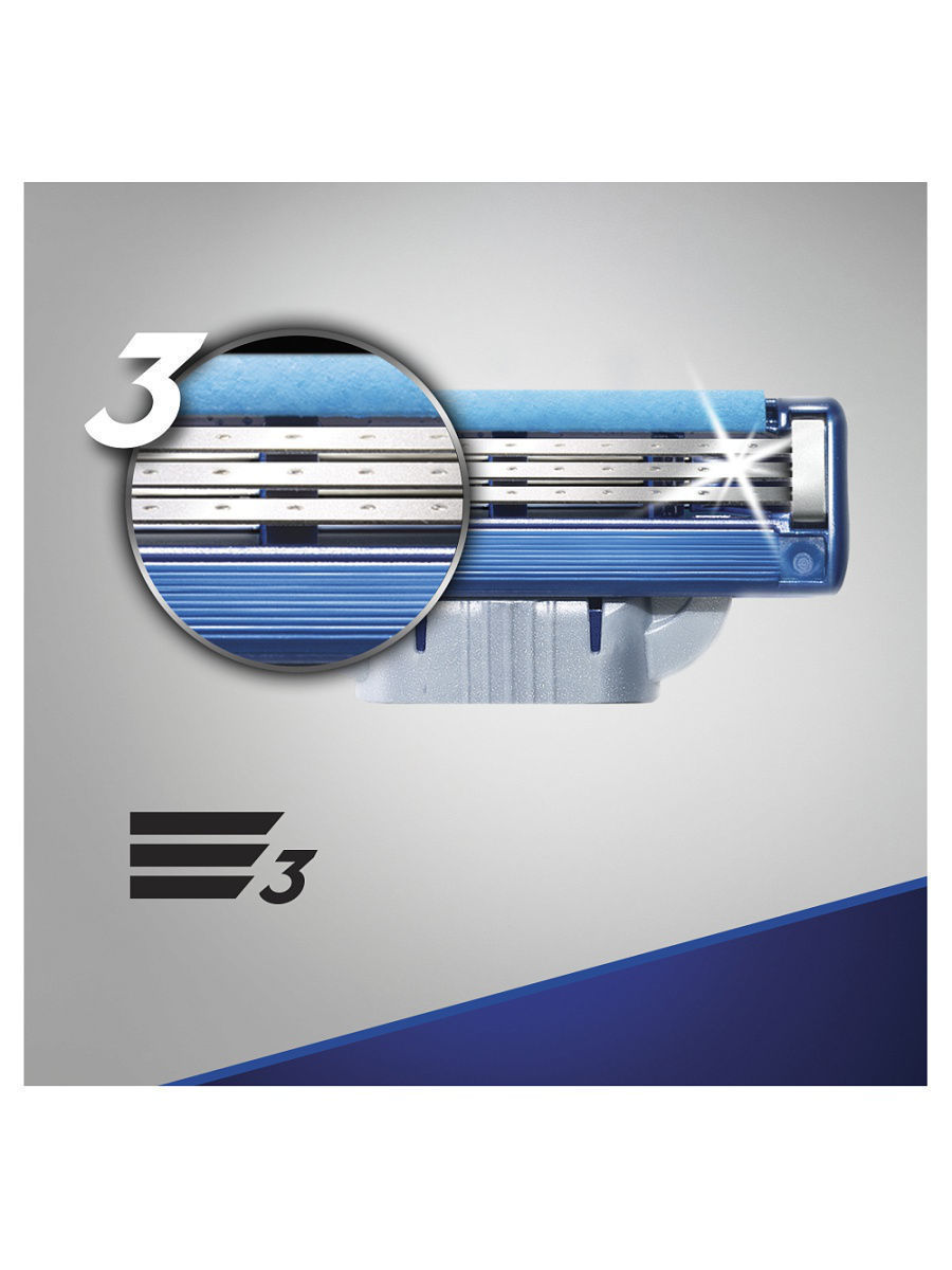 Mach3 Turbo комплект (5х8) 40 шт. (Цена за 1 пачку 836р.)