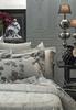 Покрывало 270х270 Blumarine Veneziano серебянное