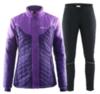 Женский лыжный костюм Craft Insulation Storm (Крафт) (1903576-2463-1903694-1999) фото