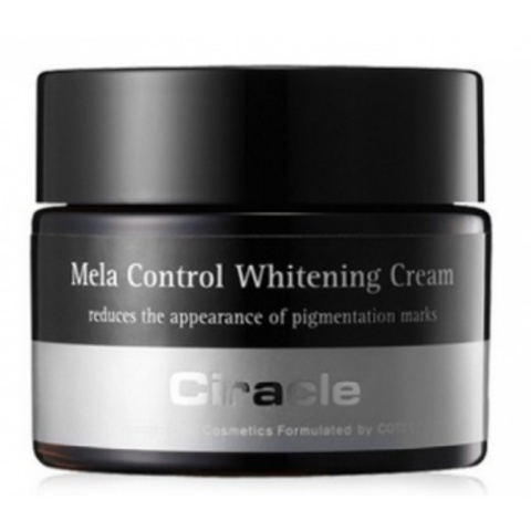 CIRACLE Whitening Крем ночной осветляющий Ciracle Mela Control Whitening Cream 50 мл