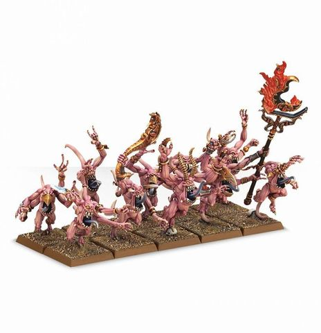 PINK HORRORS OF TZEENTCH