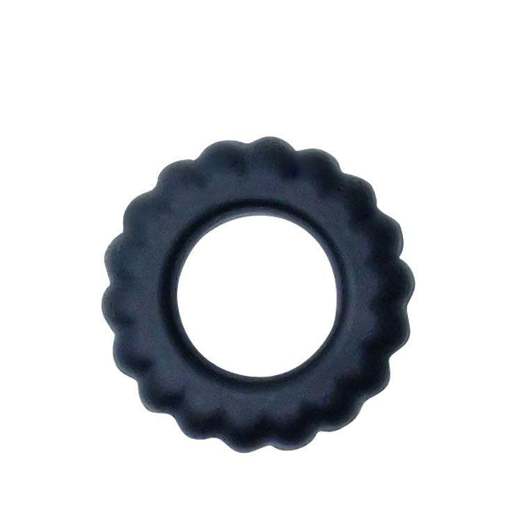 Эрекционные кольца: Эреционное кольцо с крупными ребрышками Titan