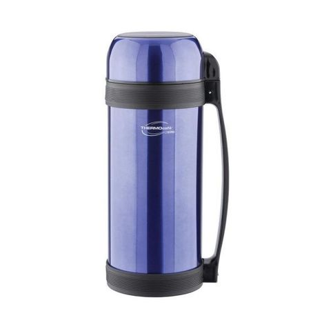 Термос с широким горлом ThermoCafe Lucky Vacuum Food Jar,  2л
