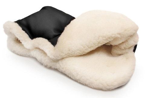 Меховая муфта Markus Base LE (100% овечья шерсть + экокожа)