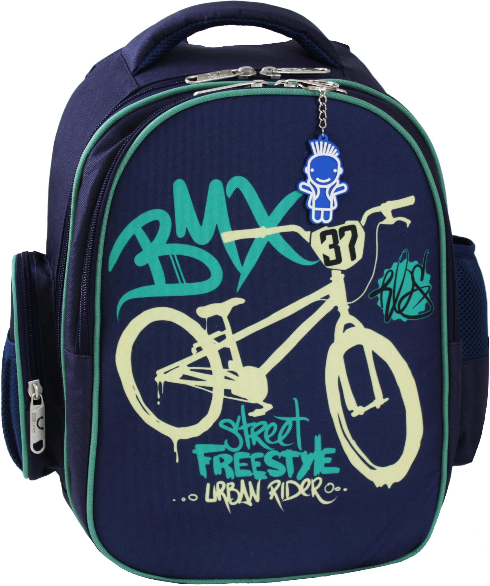 Школьные рюкзаки Рюкзак Bagland Pupil 14 л. чорнильний 197 К (0012566) IMG_0001.JPG