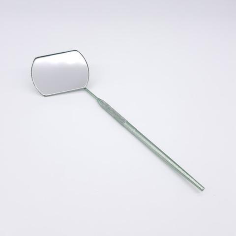 Зеркало для наращивания ресниц, правша/матовое, MR-01CG