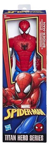 Spiderman Titan Hero Web Warriors