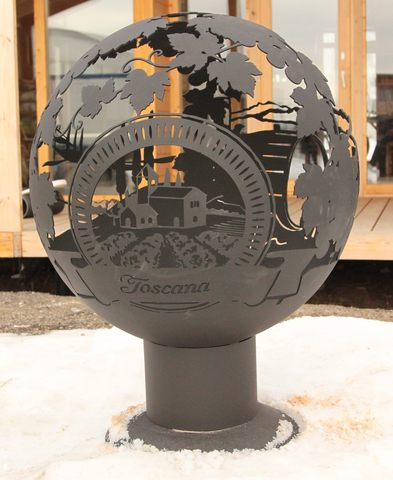 Чаша для костра Fire Cup Тоскана