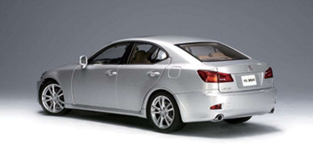 Коллекционная модель Lexus IS350 LHD 2006 Tungsten Pearl
