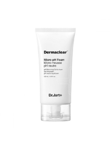 Пенка для умывания Dr.Jart+ Dermaclear Micro Foam pH 5.5  120ml