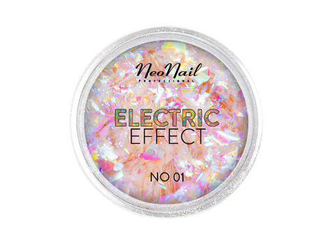 NeoNail Хлопья Electric Effect 01 № 5810-1