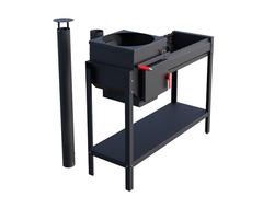 Печь-мангал Grillver Iscander Standart