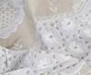 Постельное белье 2 спальное евро макси Mirabello Brussel перкаль серо-бежевое