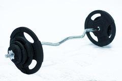 """Штанга """"РЕКОРD» 50 кг. С слабогнутым грифом"""