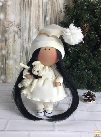 Кукла Элизабет. Коллекция La Petite.