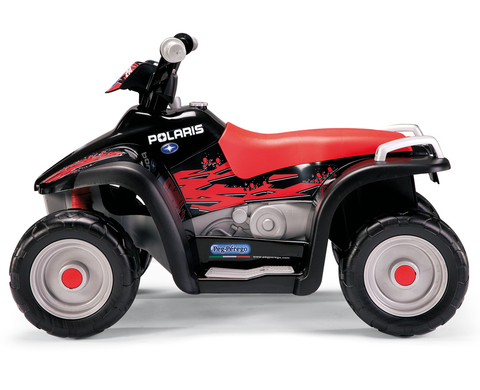 Детский квадроцикл Peg Perego Polaris Sportsman 400 Nero ED1106