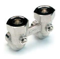 Вентиль для радиаторов с нижним подключением 3/4 х 3/4 COMAP угловой