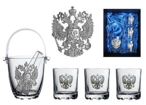 Набор для виски подарочный «Державный»