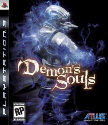 Sony PS3 Demon's Souls (английская версия)