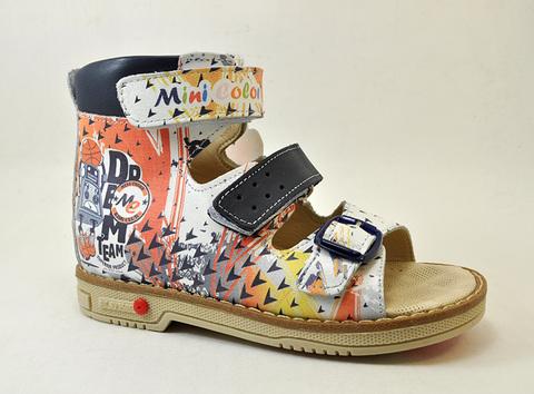 Сандалии Minicolor (Mini-shoes) арт. 2015-27 2015-27