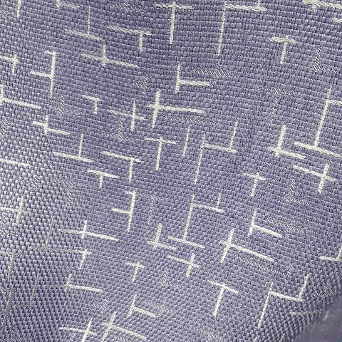 Блэкаут рогожка Штрихи сиреневые оптом и на отрез. Ш-280 см. Арт. BLDJ-R12R